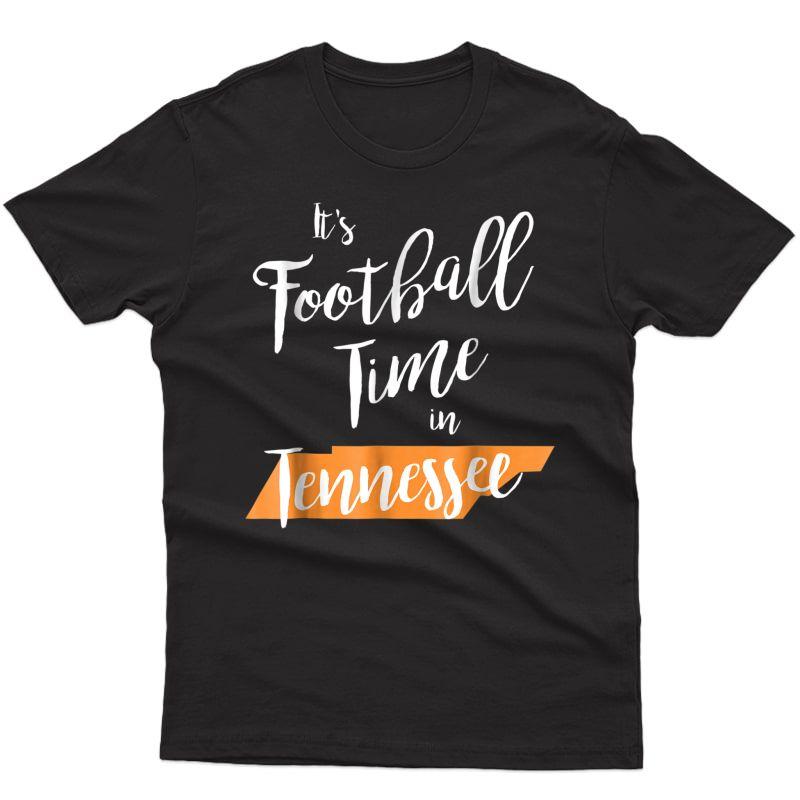 Cute Tennessee Football Ut Vols Time Mom Cute T-shirt