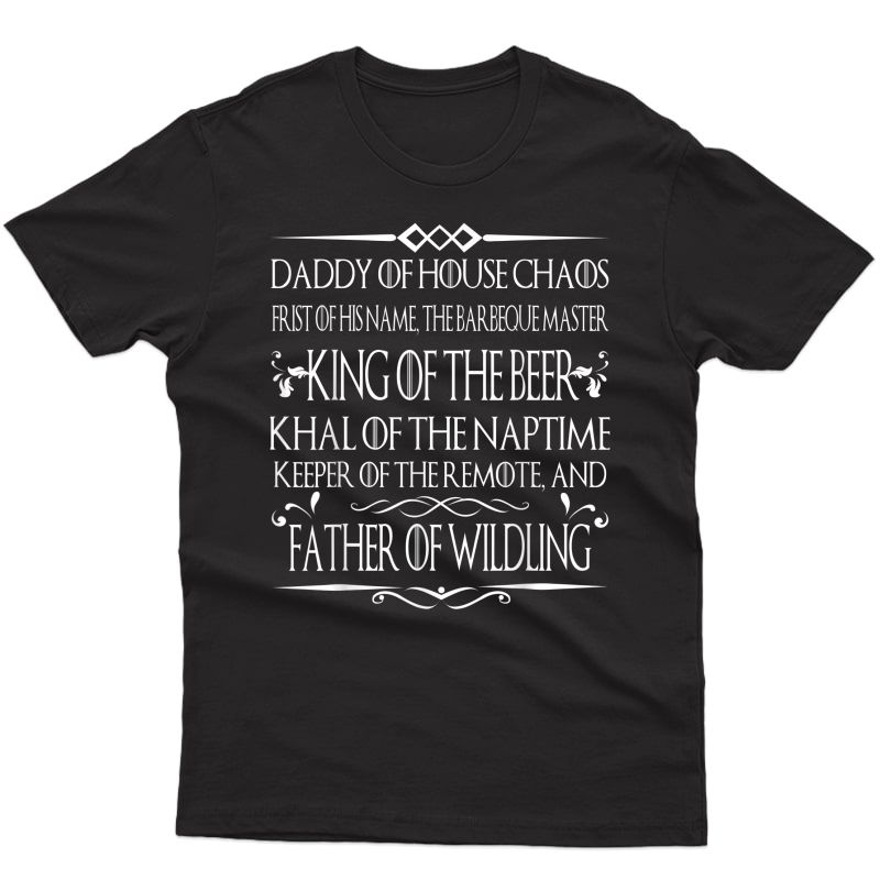 Father Of Wildling Shirt Fathers Day Gift Shirt